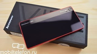 Распаковка Lenovo Vibe Shot с превращением китайской версии в европейскую (unboxing)