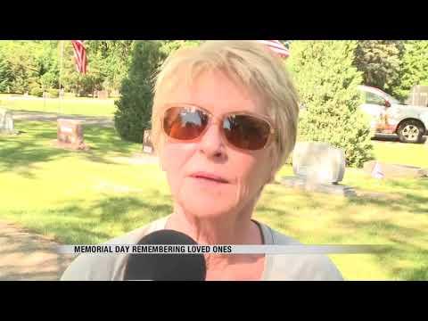 News   Memorial Day tributes