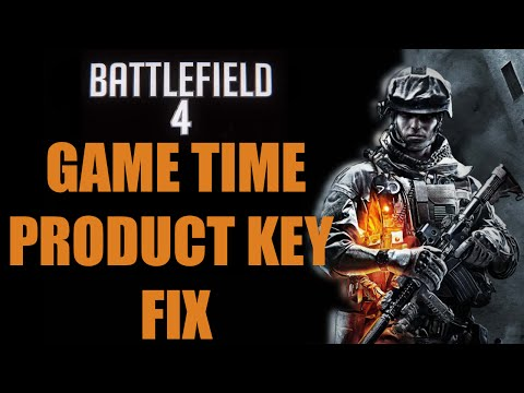 Battlefield 4 Game Time Poduct Key Fix