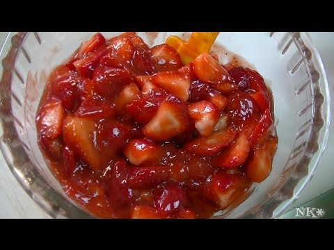 Homemade Strawberry Pie Filling Recipe ~ Noreen's Kitchen