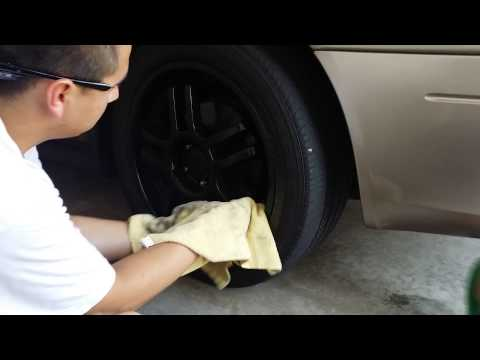 How to clean plasti-dip