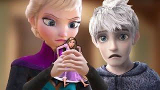 Hello Tiny Elsa/Rapunzel PREVIEW 2-  Trouble comes!