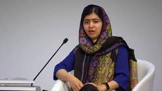 An Insight An Idea with Malala Yousafzai