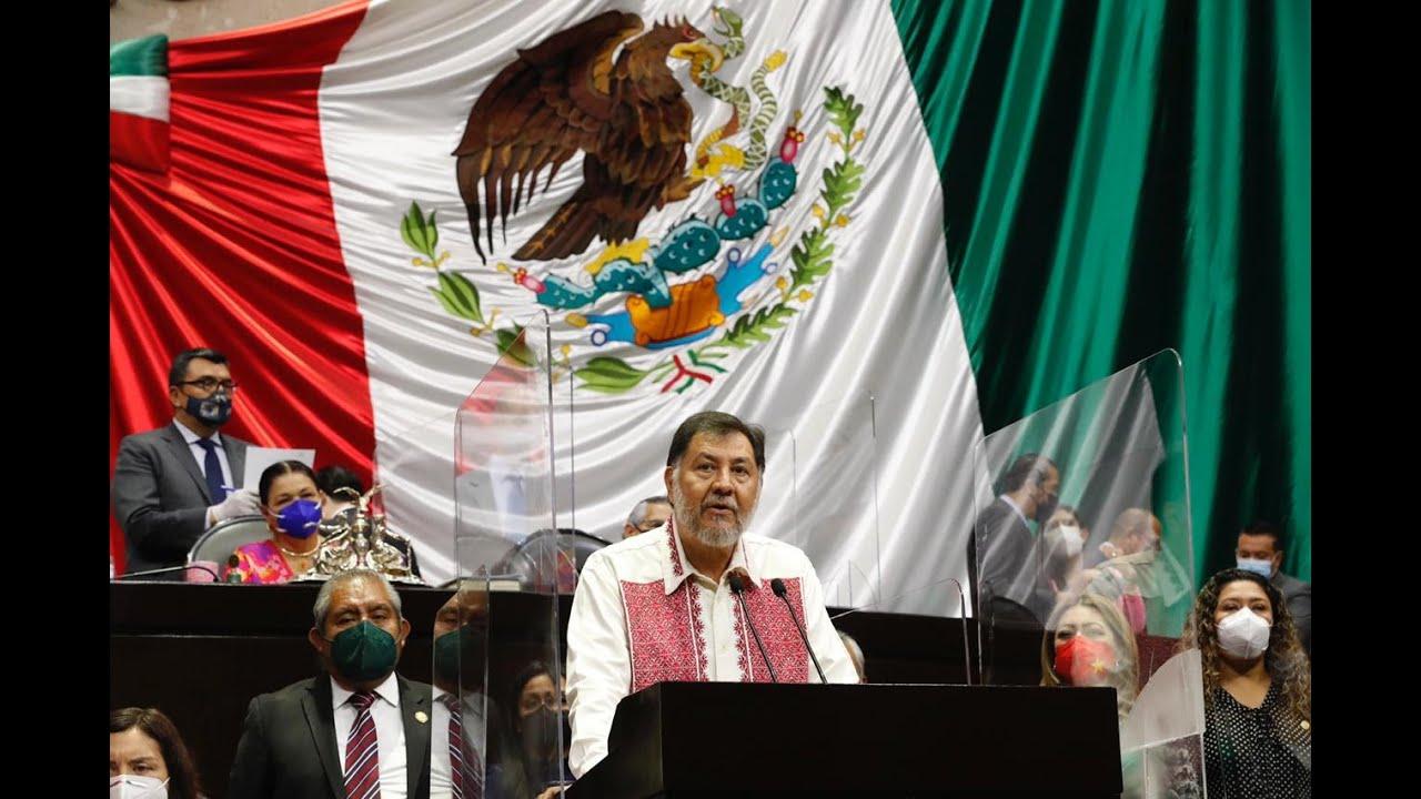 Dip. Gerardo Fernández Noroña (PT) / Declaración de Procedencia en el expediente SI/LXIV/DP/02/2021
