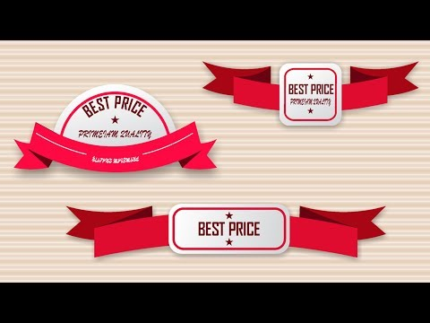Price Label Design in Coreldraw x7 Best Tutorial with New way By AS GRAPHICS