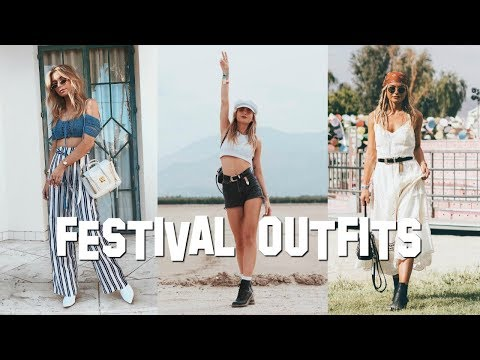 Festival Outfits + What Coachella is actually like