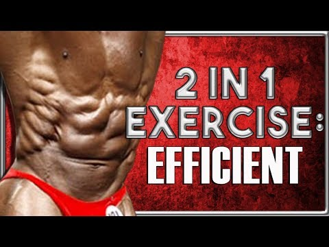 ABS + CARDIO: 1 AND DONE EXERCISE!