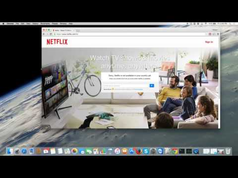 How to Unblock and Watch American Netflix Outside USA using Smart DNS