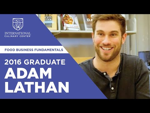 Alumni Spotlight -  Adam Lathan, Executive Chef and Co-Founder of The Gumbo Bros