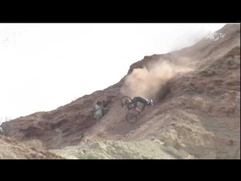 Worst Red Bull Rampage Crashes
