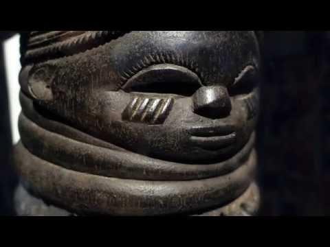 Bundu / Sowei Helmet Mask (Mende peoples)