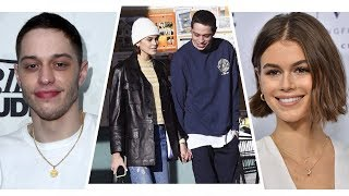 Pete Davidson and Kaia Gerber Were 'Very Affectionate' at 'SNL' After Party (Exclusive)