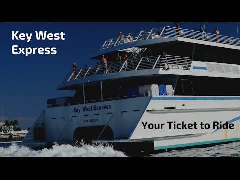 Key West Express Ferry - Sailing Year Round from Fort Myers Beach, Florida