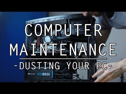 EVERY GAMER SHOULD KNOW HOW TO CLEAN THE DUST FROM YOUR PC