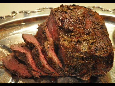 Christmas Oven Roast Beef-Tips And Ideas Recipes! | Chef Ricardo Cooking