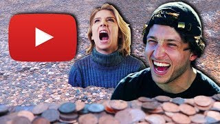 IF PEOPLE ACTED LIKE YOUTUBERS