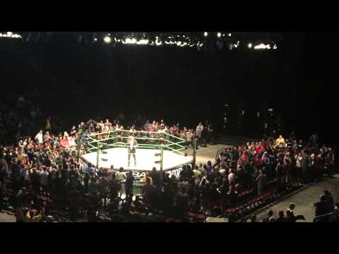 Chael Sonnen debuts in Global Force Wrestling. Turns heel, cuts promo on Phil Baroni.