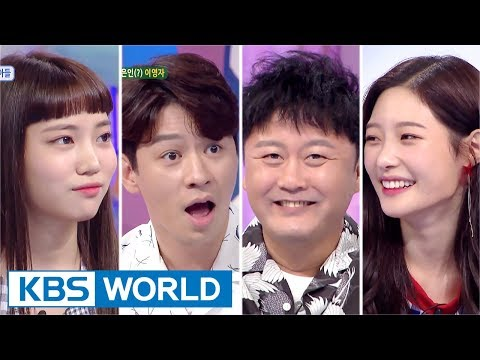 Hello Counselor - Gong Hyungjin, Jung Sanghoon, DIA's Jeong Chaeyeon and Jueun [ENG/TAI/2017.08.28]