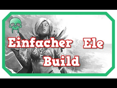 Ultra einfacher Elementarmagier Build für Player vs Environment/Fraktale/Open World | Guild Wars 2