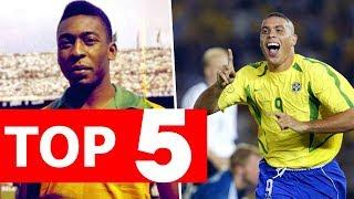 Top 5 sát thủ trong lịch sử World Cup