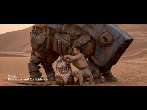 Why STAR WARS The Force Awakens is a Massive Disappointment