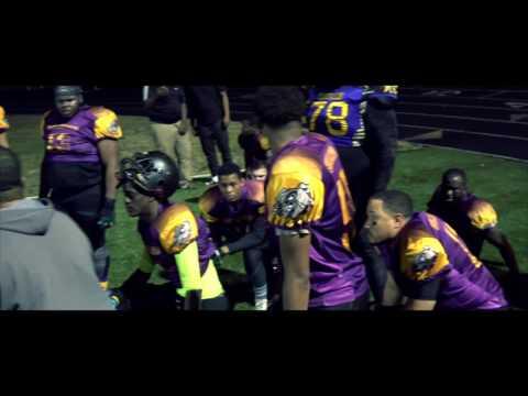Semi Pro Football Washington BullDawgs Football Game Against The Maryland Phantoms