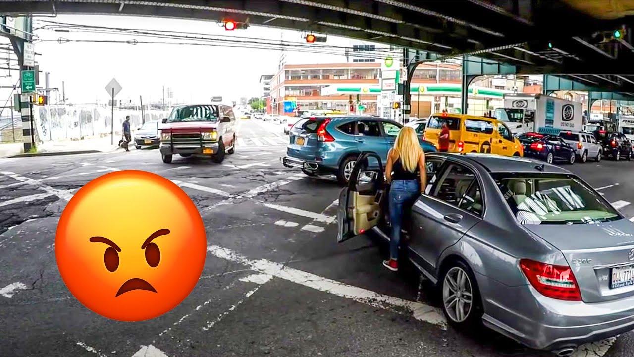 NYC Road Rage Compilation