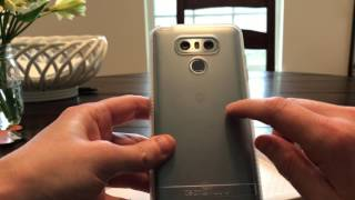Tech 21 Impact Clear LG G6 Unboxing