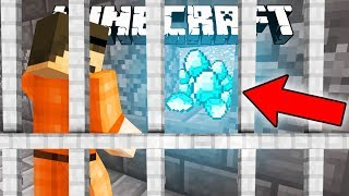 Minecraft: JAIL BREAK | LOOTING SECRET CHAMBERS!! #3