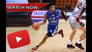 Michael Harmon 2018/19 Highlights - 2nd part of season || Hungary || Nyíregyháza Blue Sharks