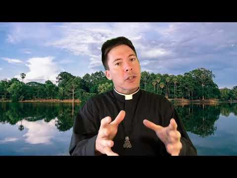 Don't give a damn - Fr. Mark Goring, CC