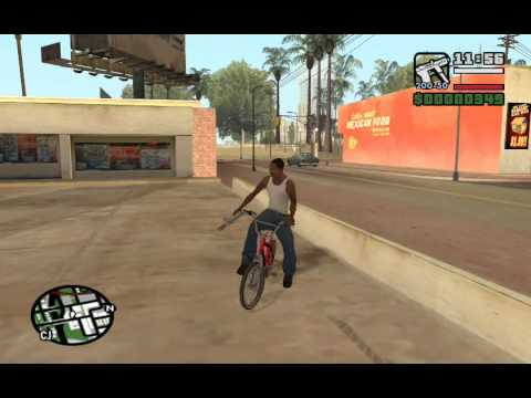Starter Save - Part 1 - GTA San Andreas PC - complete