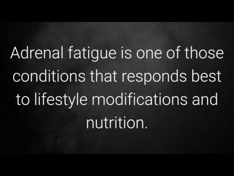 Adrenal Fatigue Cure: Improve your Energy, Mood, and Sex Drive.