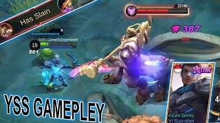 Yi Sun SHIN NEW STARLIGHT SKIN Gameplay Mobile Legends