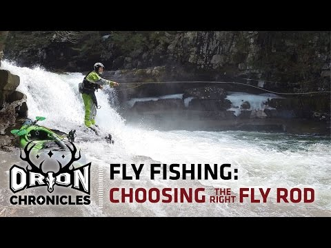 Fly Fishing Tip | Choosing the Right Fly Rod for Beginners