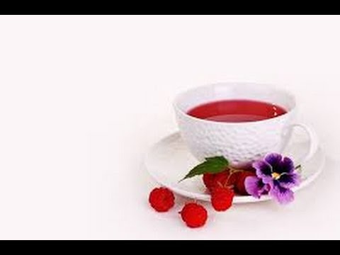 How to make herbal tea, Making red raspberry (Rubus idaeus) leaf tea, DIY