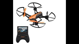Drone Virhuck T905F 5.8G FPV 720P HD Built-in Camera Quadcopter 6- Axis Gyro with Altitude Hold