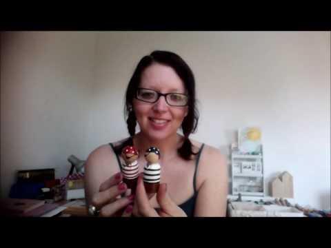 Craft Business - Peggies Peg Dolls