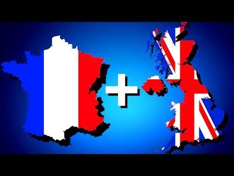 Franco-British Union!   Hearts of Iron 4 [HOI4 Waking the Tiger]