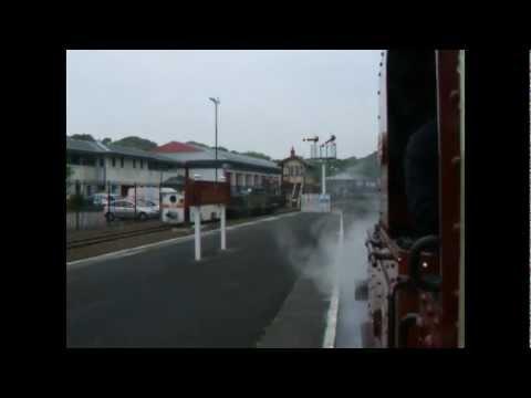 Isle of Man Victorian Steam Railway