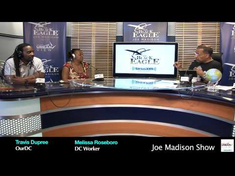 Federal government is the highest employer of low-wage workers  - Joe Madison | The Black Eagle