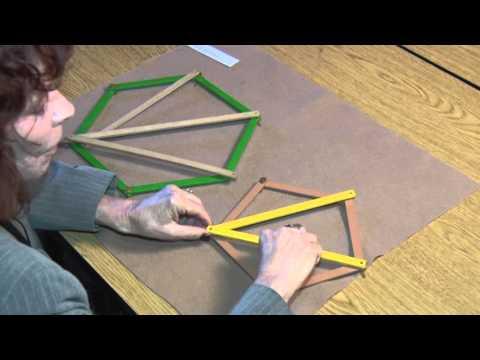 33 Diagonals in a Polygon