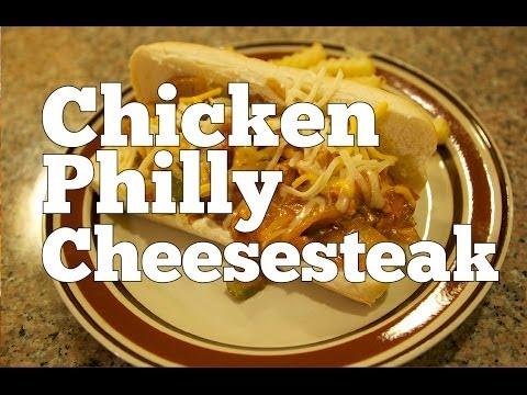 Ghetto Gourmet Ep#6- Chicken Philly Cheese Steak