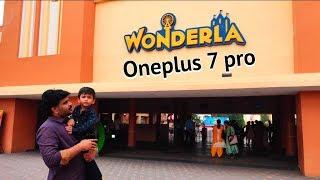Wonderla Vlog Shot on Oneplus 7 Pro Camera ll in Telugu ll