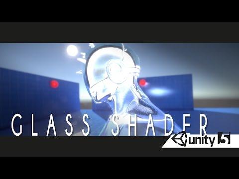 Glass Shader Unity 5