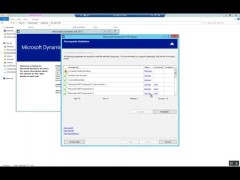 AX 2012 R3 Deploying SSRS Reports