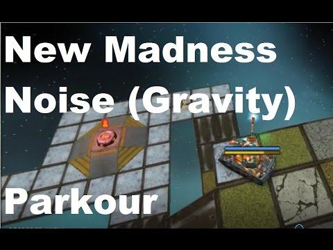 Noise & New Madness Map (Gravity) Parkour Attempt | Tanki Online