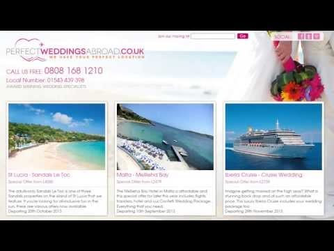 4th May 2013 Weddings Abroad Offers
