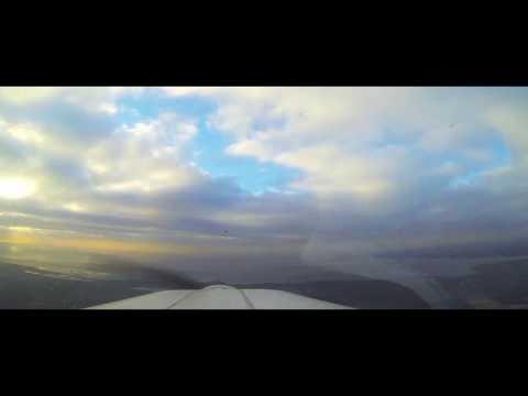 First Navigation Exercise Liverpool - Blackpool VFR (HQ)
