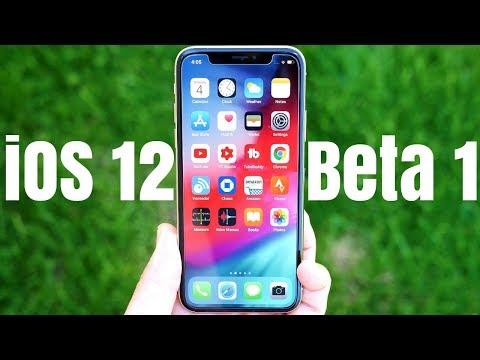 iOS 12 Beta 1 Review!